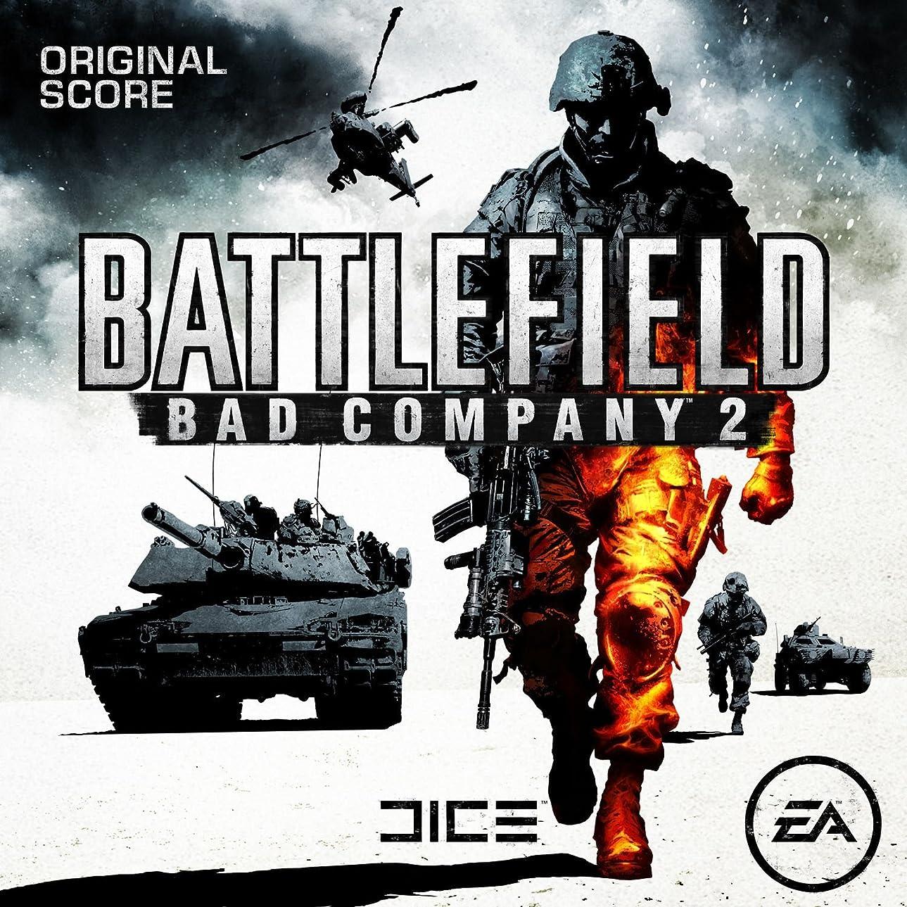 速度世紀取り扱いBattlefield: Bad Company 2 (Original Soundtrack)