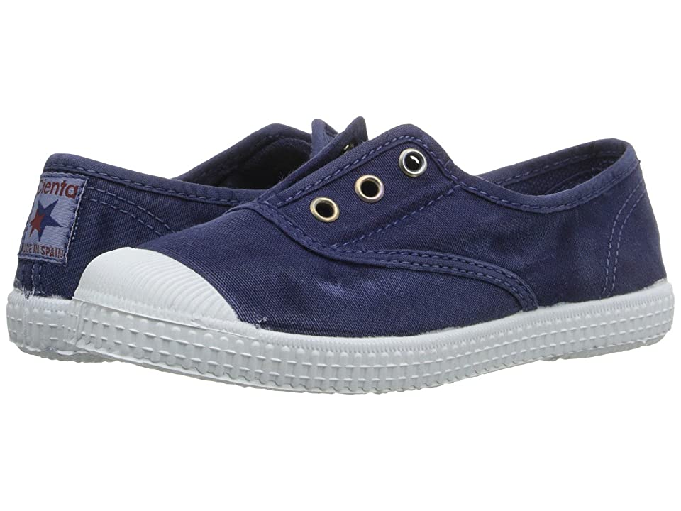 Cienta Kids Shoes 70777 (Toddler/Little Kid/Big Kid) (Navy) Kid