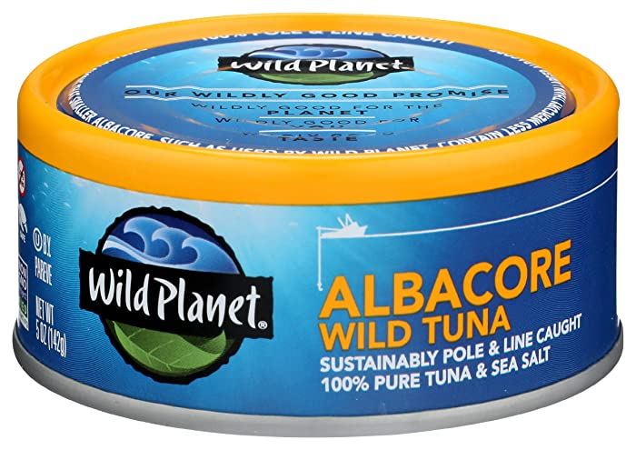 Updated 2021 – Top 10 Food Tuna Cans