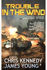 Trouble in the Wind (The Phases of Mars Book 3) Kindle Edition