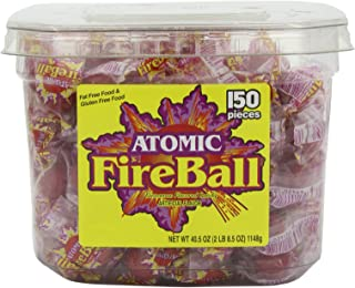 Ferrara Pan Atomic Fire Ball 40.5 OZ (1.15kg)