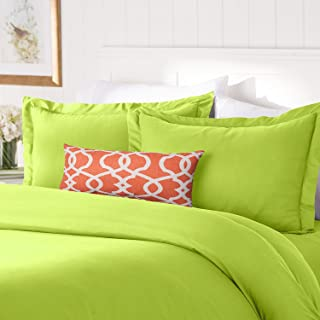 Best lime green double duvet cover Reviews