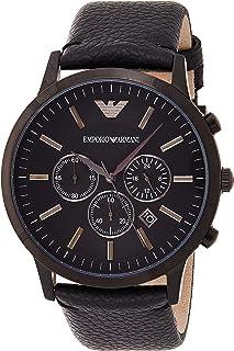 Emporio Armani Men's Ar2461 Dress Leather Watch