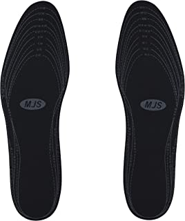 MAGNETJEWELRYSTORE Magnetic Unisex Therapy Shoe Inserts, 1 Pair (Men's 7-13, Women's 5-10)