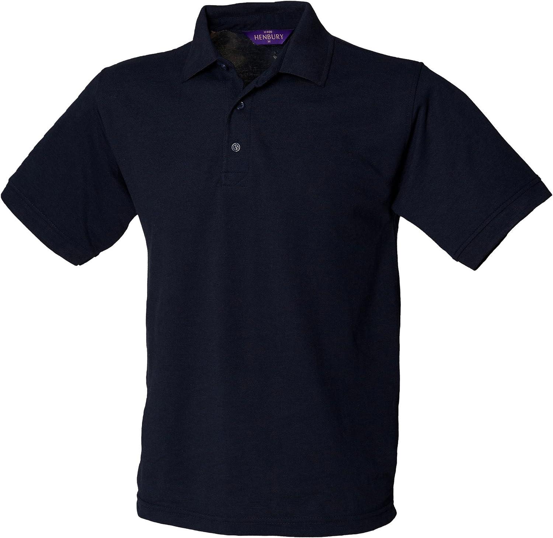 Henbury Max 54% OFF High order 65 35 Polo