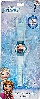 Disney Frozen Girls Digital Dial Display Flashing LED Wristwatch - SA7178 Frozen-E