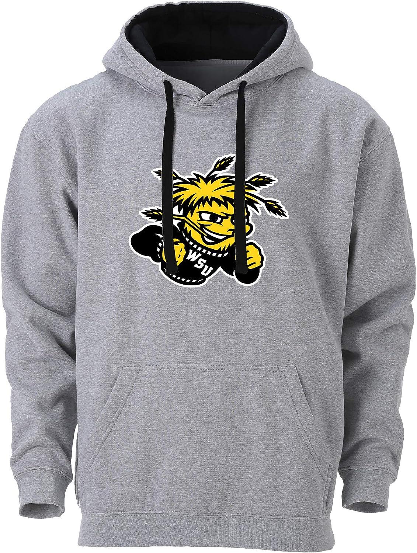 Ouray Sportswear Mens Benchmark Color Block Hood