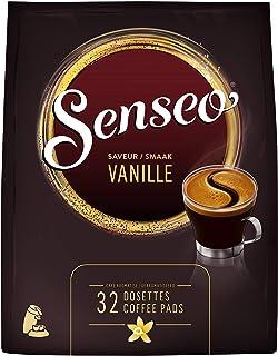 Senseo Café goût Vanille, 32 dosettes