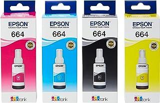 Epson Oryginalne 664 ekologiczne butelki wielopakowe EcoTank