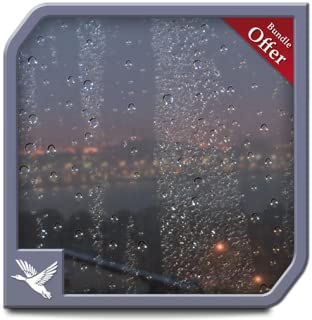 Rainy Bridge Life HD - Enjoy the summer with Cool Rainy Theme  - For Fire TV & Kindle