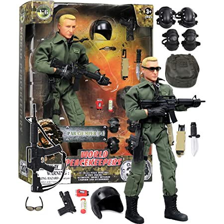 12/'/' Action Figures Soldiers Military Hobbyist  High Boots Supplies