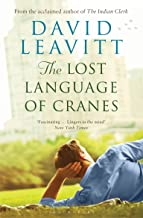 The Lost Language of Cranes (English Edition)