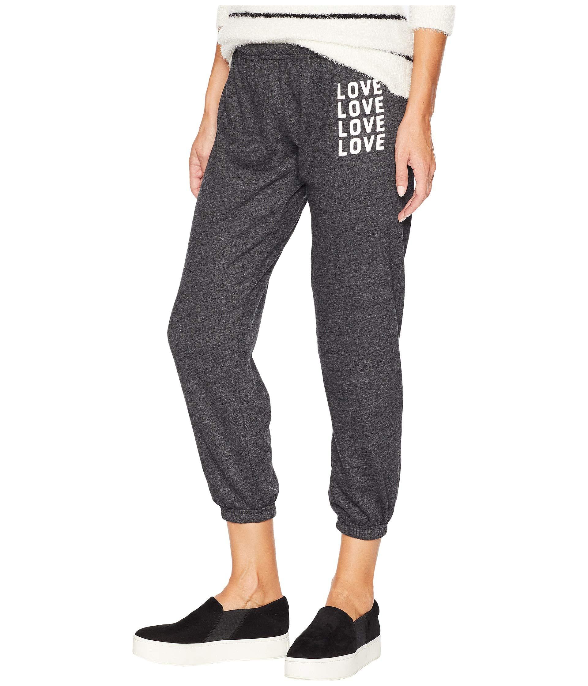 Black Perfect Sweatpants Spiritual Gangster Love Vintage SvOTqW