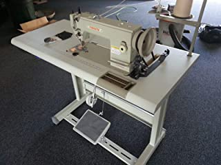 Yamata FY5318 Walking Foot lockstitch Sewing Machine with Clutch Motor+Table.Assembly Required.DIY