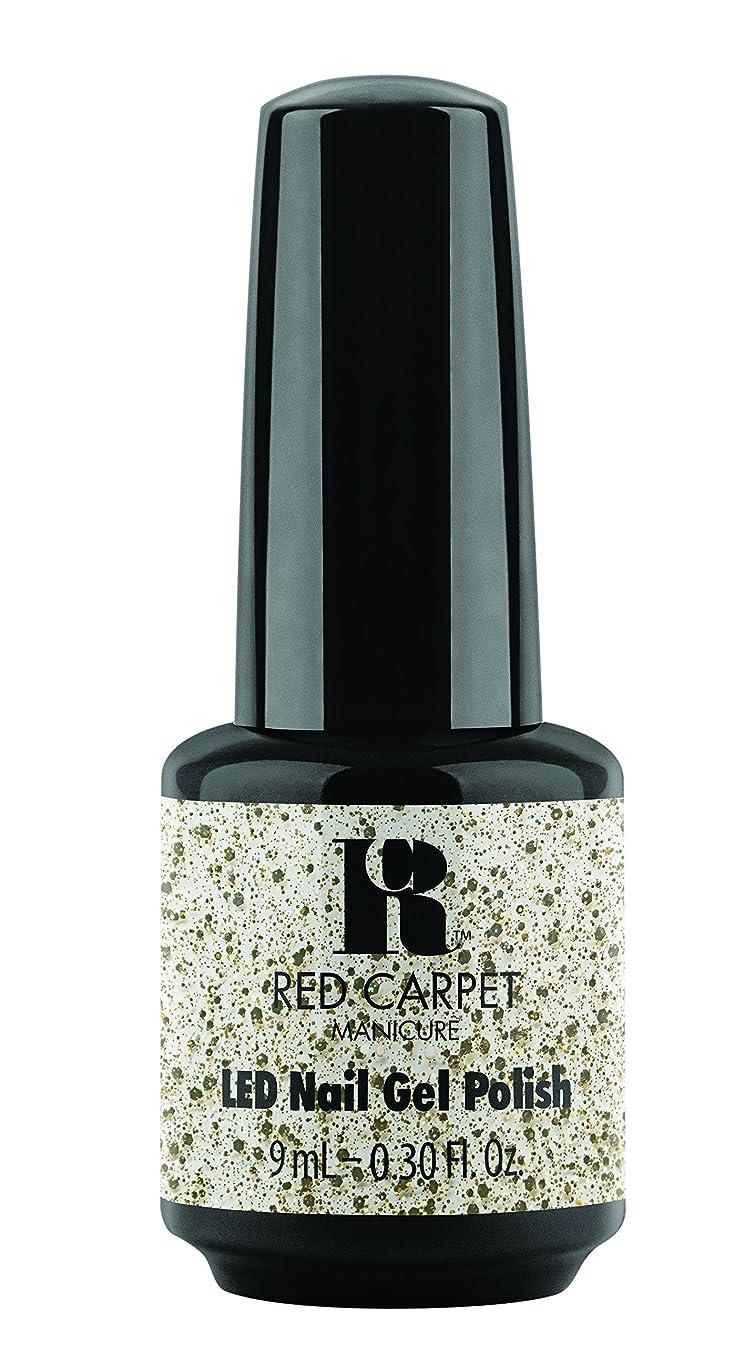 うねる信条現金Red Carpet Manicure - LED Nail Gel Polish - Trendz - Hollywood Royalty - 0.3oz / 9ml