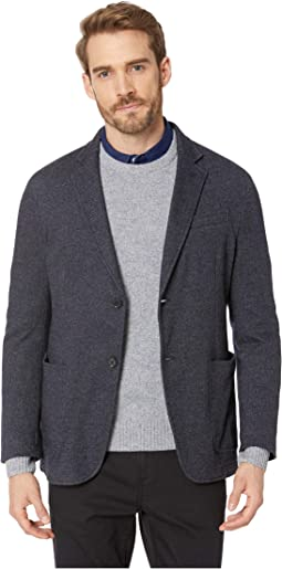Cotton and Wool Blazer