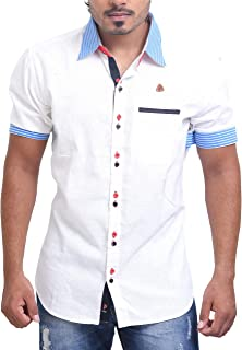 PP Shirts Men Linen Casual Shirt