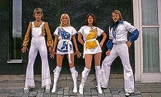 ABBA 13 X 19 Photo Print