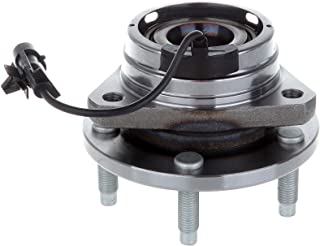 SCITOO Wheel Hub Bearing for Chevrolet Malibu Pontiac G6 Saturn Aura 2004-2012 Compatible for OE 513214 Front 5 Bolts W/ABS