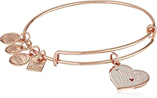 Alex and Ani Women's Charity by Design - Warm Hearts Bangle