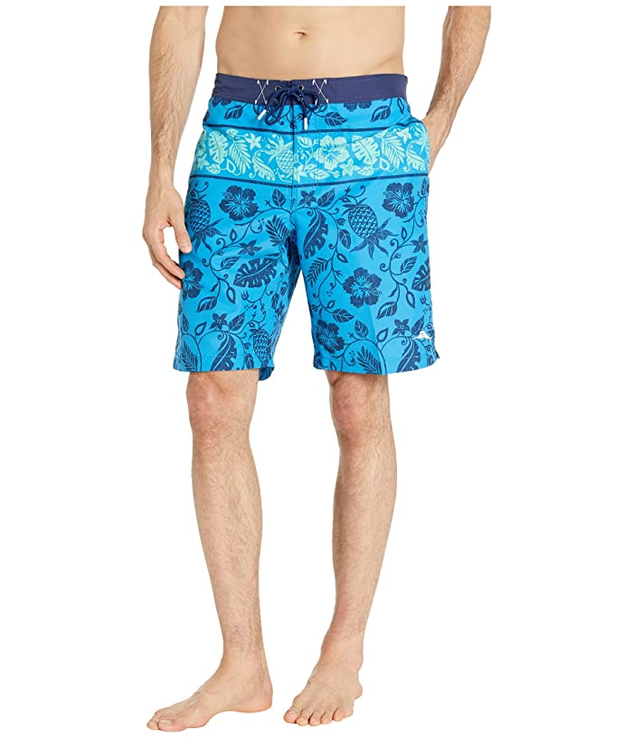 Tommy Bahama Baja Pina Plazzo Swim Trunk (Isle of Capri) Men
