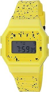 NEFF Flava Reloj deportivo digital para hombre, resistente al agua, unisex