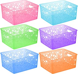 Best colorful storage baskets Reviews