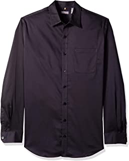 Van Heusen Men's Big and Tall Traveler Stretch Long Sleeve Non Iron Shirt