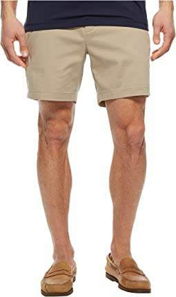 Nautica Stretch Twill Classic Fit Performance Deck Shorts
