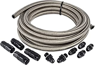 Best 4l60e braided transmission lines Reviews