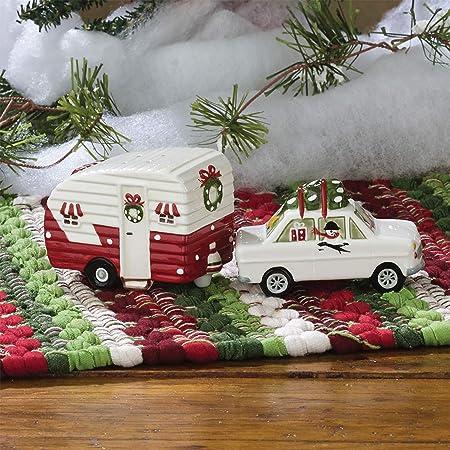 Park Designs Christmas Vacation Salt & Pepper Set