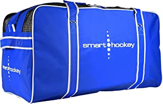 Smarthockey Heavy Duty Vented Pro Style Hockey Bags - Goalie, Adult, Youth and Coaches