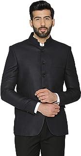 WINTAGE Men's 100% Linen Festive and Casual Blazer Coat Jacket : Multiple Colors
