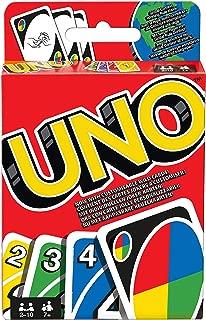 Uno Card Game Display W2085_W2087
