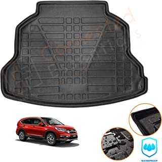 Connected Essentials Moulded Boot Mat to Fit Honda CR-V 2013-2018 Tailored Waterproof Boot Liner Bootmat Tray With Raised ...