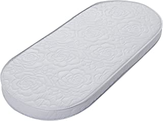standard bassinet mattress size