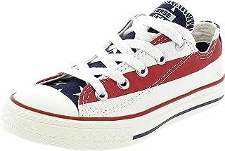 Amazon.it: All Star Bandiera Americana