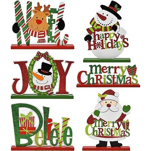 Christmas Table Decorations Amazon Com