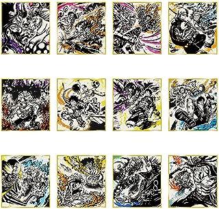 一番くじ ワンピース EX 悪魔を宿す者達 D賞 墨式色紙 全12種セット