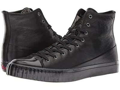 John Varvatos Mid Top (Black) Men