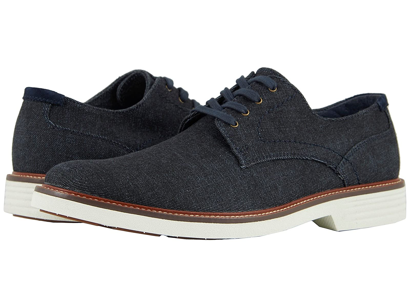 Dockers Parkway 360 Plain Toe OxfordAtmospheric grades have affordable shoes