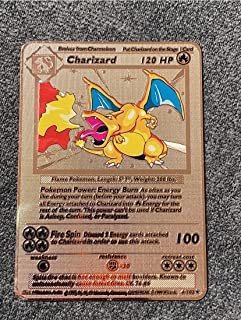 Charizard SHADOWLESS First Edition Rose Gold Edition