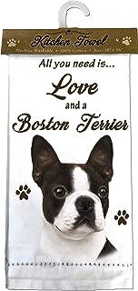 Best boston terrier towel Reviews