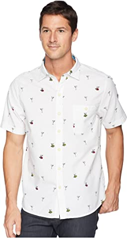 Tommy Bahama Mix Master Camp Shirt