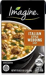 Imagine Soup, Italian Style Wedding, 17.3 oz.