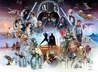 Star Wars - The Force is with You, Young Skywalker - 1000 Piece Jigsaw Puzzle