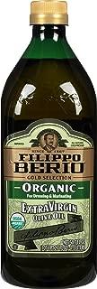 Filippo Berio Organic Extra Virgin Olive Oil, 50.7 Ounce