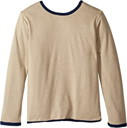 Four-Way Reversible Long Sleeve Jersey Top (Little Kids/Big Kids)
