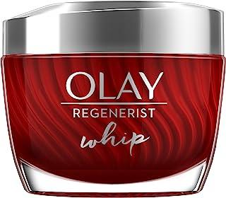 Face Moisturizer by Olay Light Face Moisturizer Cream, Oil Free, Regenerist Whip