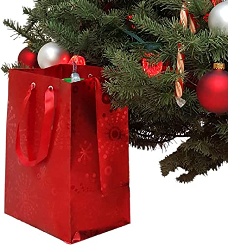 Santas Secret Gift - Automatic Christmas Tree Watering System (Fantasia Red) Waterer TOP RATED   Made in USA